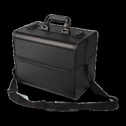 Vidutinio dydžio makiažo lagaminas
