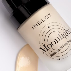 INGLOT Moonlight švytinti makiažo bazė FULL MOON 21